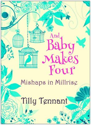 Blog Tour Review: And Baby Makes Four