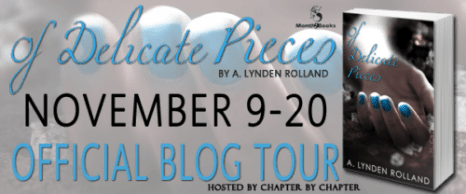 Blog Tour: Of Delicate Pieces