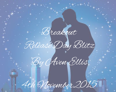 Book News: Breakout Release Day Blitz