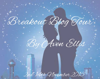 Blog Tour Review: Breakout