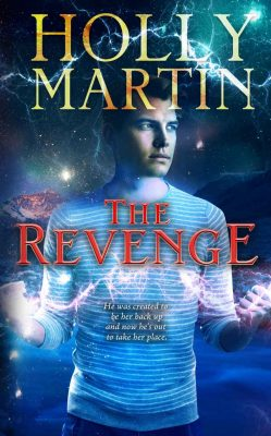 Book News: The Revenge Cover Reveal