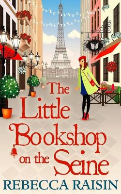 Book News:The Little Bookshop on the Seine Cover Reveal