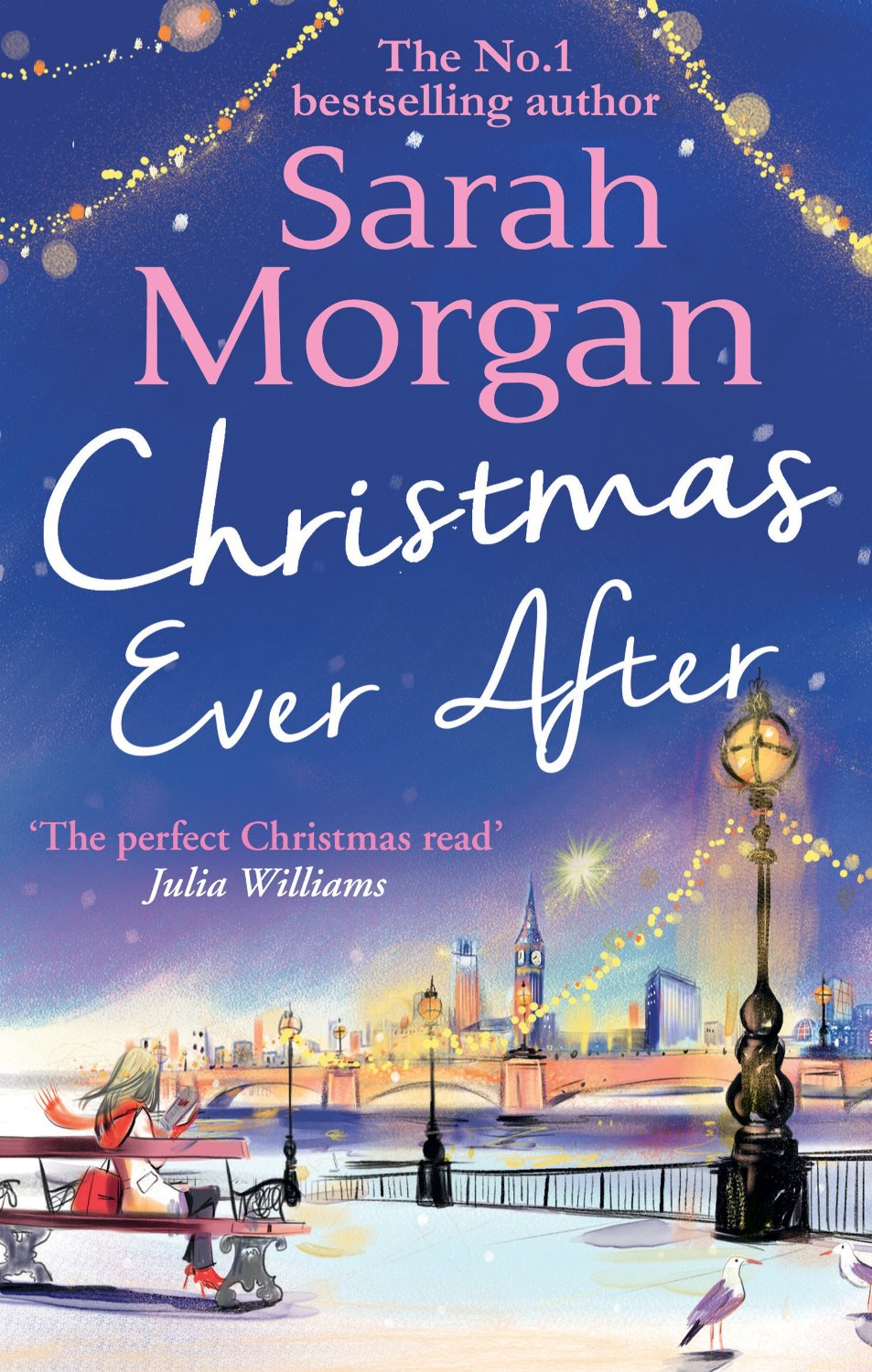 Christmas Spotlight: Sarah Morgan
