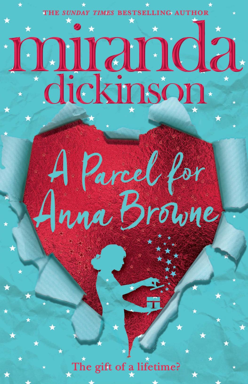 Christmas Spotlight: Miranda Dickenson