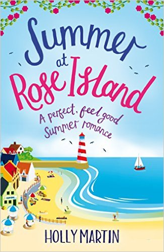 Blog Tour Review: Summer At Rose Island