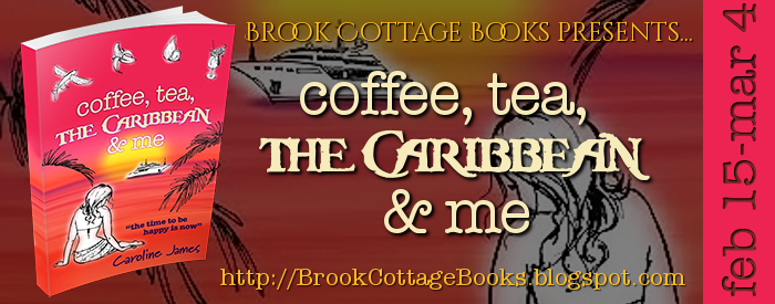 Blog Tour: Coffee, Tea, the Caribbean & Me