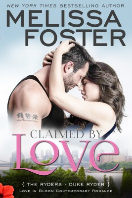 Blog Tour Review: Claimed by Love