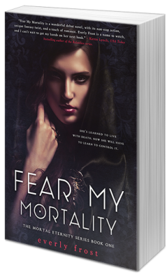 Blog Tour Review: Fear My Mortality
