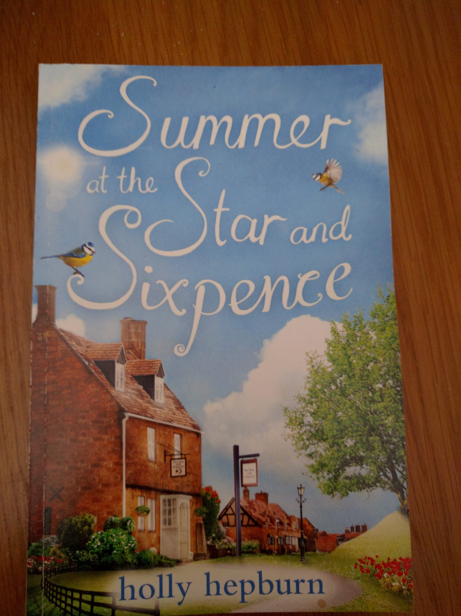 Summer at the Star and Sixpence