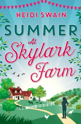 Blog Tour: Summer at Skylark Farm