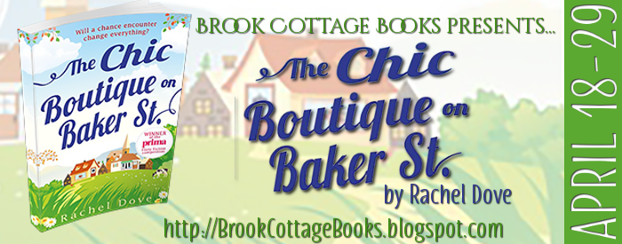 Blog Tour Review: The Chic Boutique on Baker Street