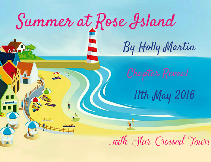 Book News: Summer At Rose Island Chapter Reveal