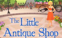 Blog Tour: The Little Antique Shop Under The Eiffel Tower