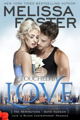 Blog Tour Review: Touched by Love
