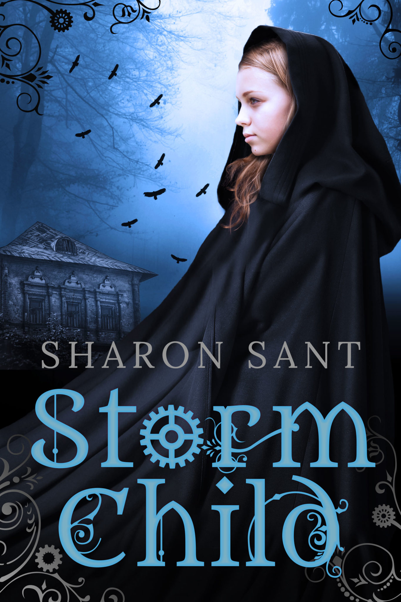 Storm Child by Sharon Sant