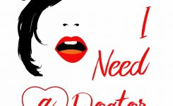 Book News: I Need a Doctor Cover Reveal