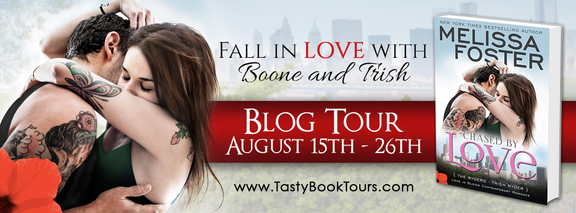 Blog Tour Review: Chased by Love