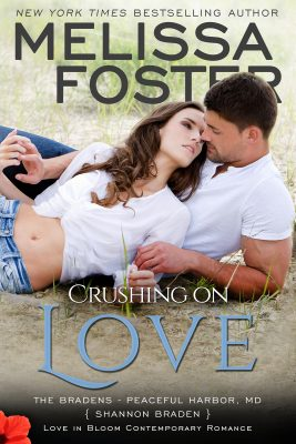 Blog Tour Reivew: Crushing on Love