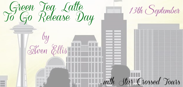 Book News: Green Tea Latte to Go Release Day