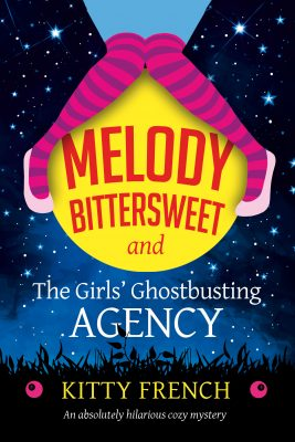 Book News: Melody Bittersweet and The Girls' Ghostbusting Agency – An Extract
