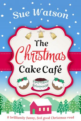 Book News: The Christmas Cake Cafe – An Extract