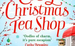 Blog Tour Review: The Cosy Christmas Teashop