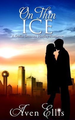 Book News: On Thin Ice Chapter Reveal