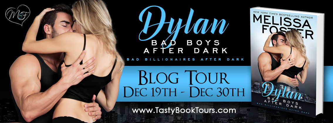 Blog Tour Review: Dylan