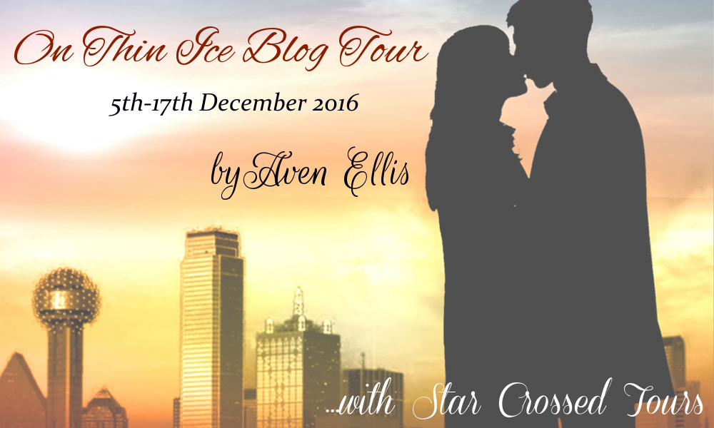 Blog Tour Review: On Thin Ice