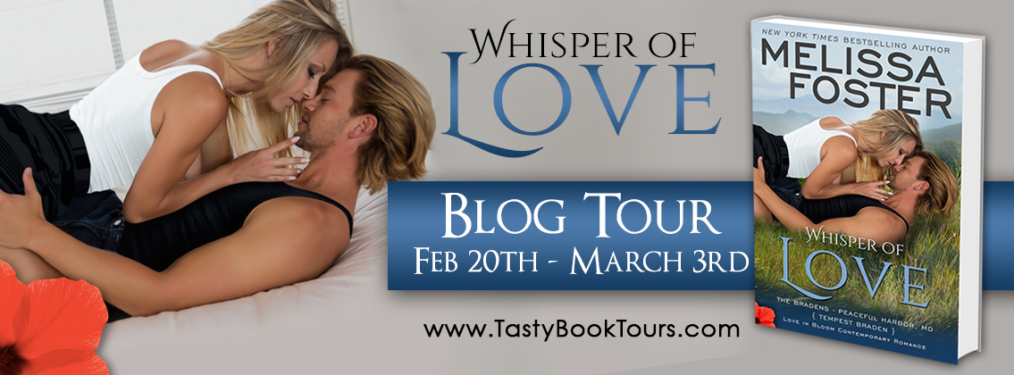 Blog Tour Review: Whisper of Love