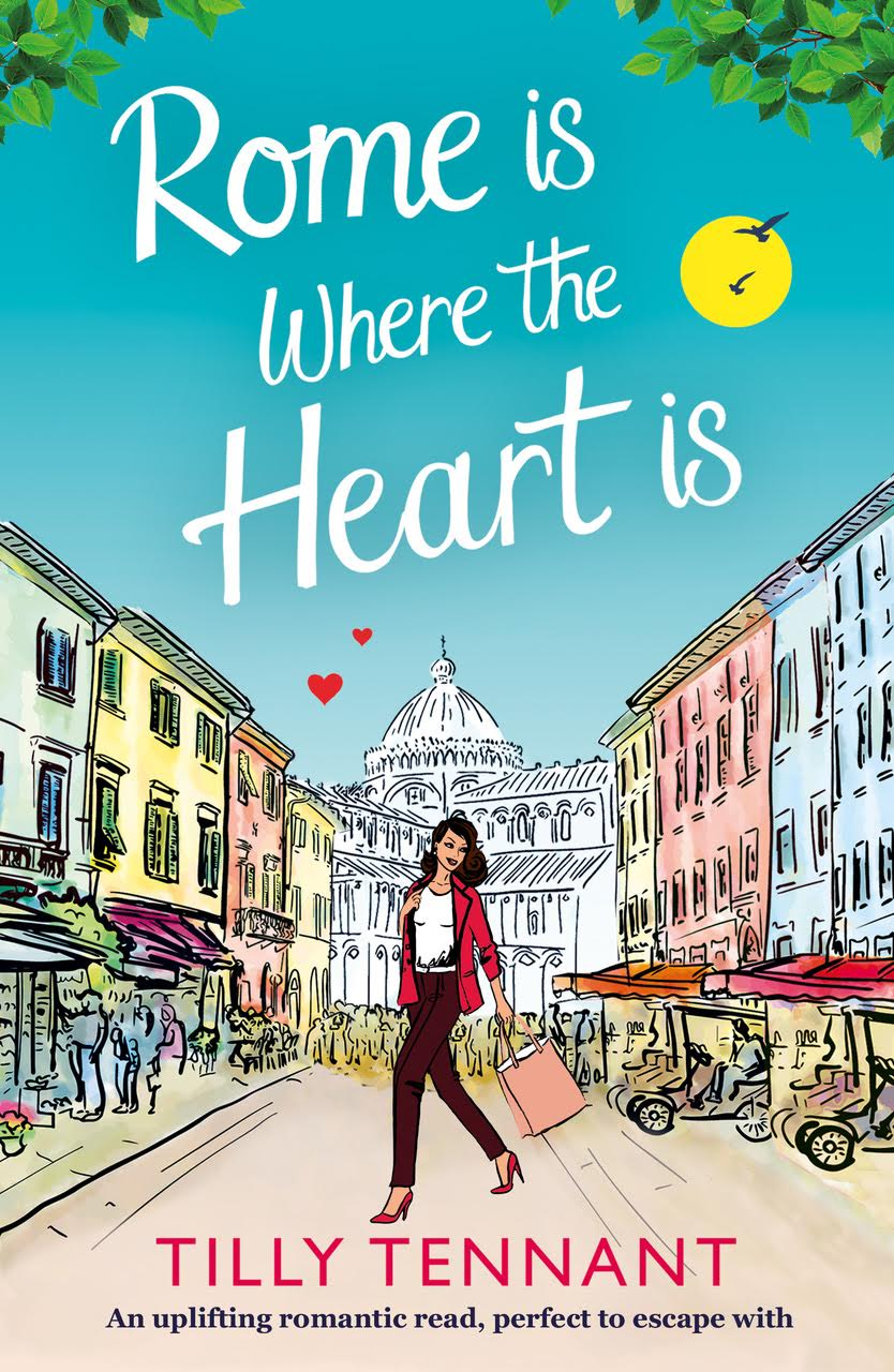 Blog Tour Review: Rome is Where the Heart is