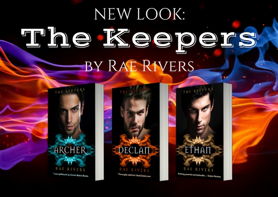 Book News: The Keepers Series: New Look