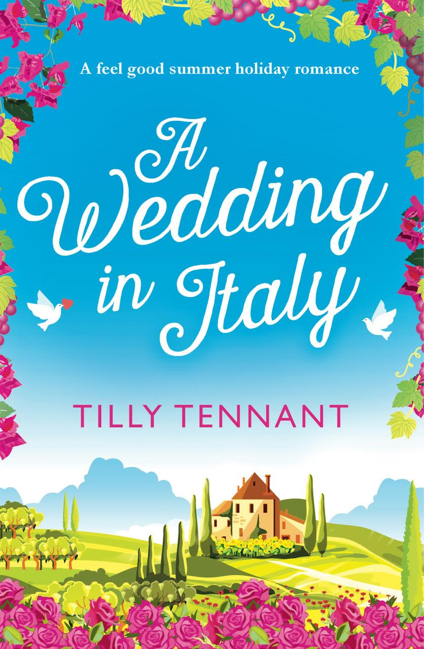 Blog Tour Review: A Wedding in Italy