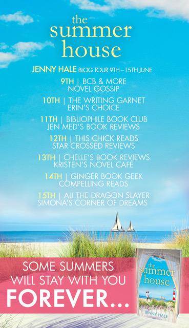 Blog Tour Review: The Summer House