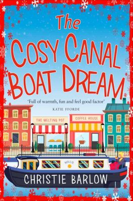 Blog Tour Review: The Cosy Canal Boat Dream