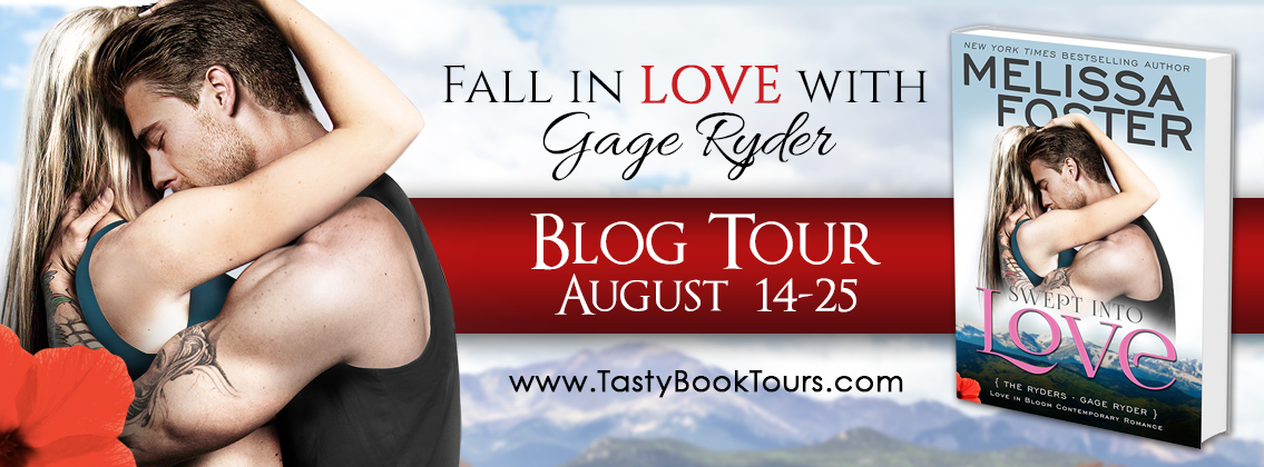Blog Tour Review: Swept into Love