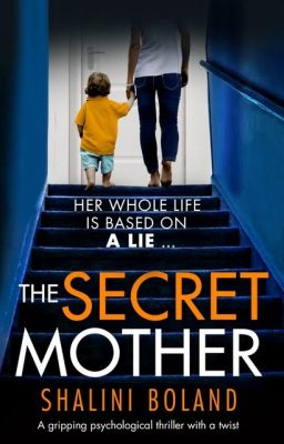 Book News: The Secret Mother Cover Reveal