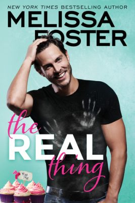Blog Tour Review: The Real Thing