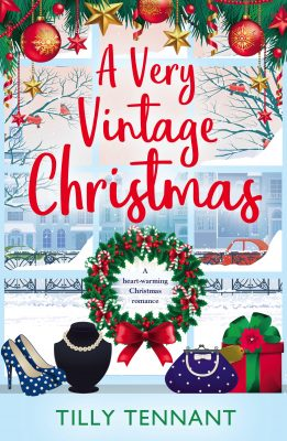 Blog Tour Review: A Very Vintage Christmas