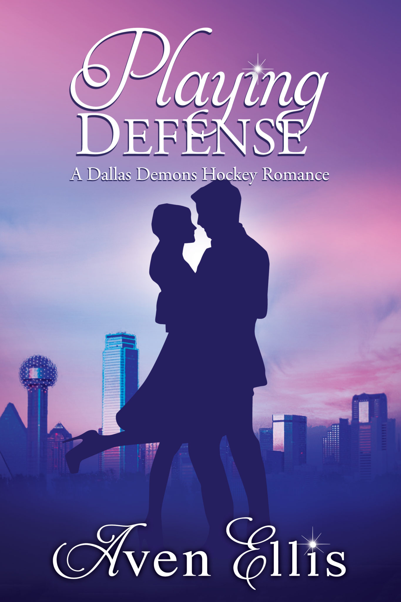 Playing Defense by Aven Ellis