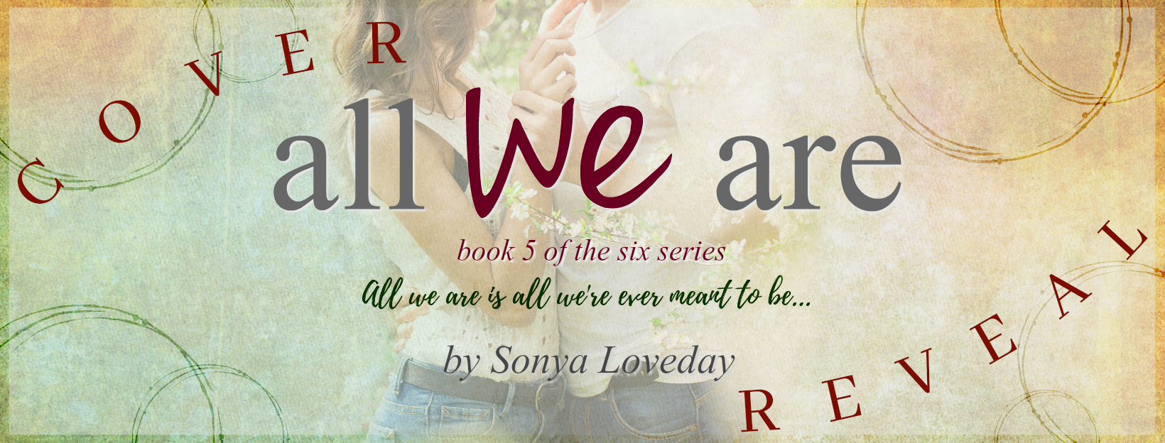 Book News: All That We Are Cover Reveal