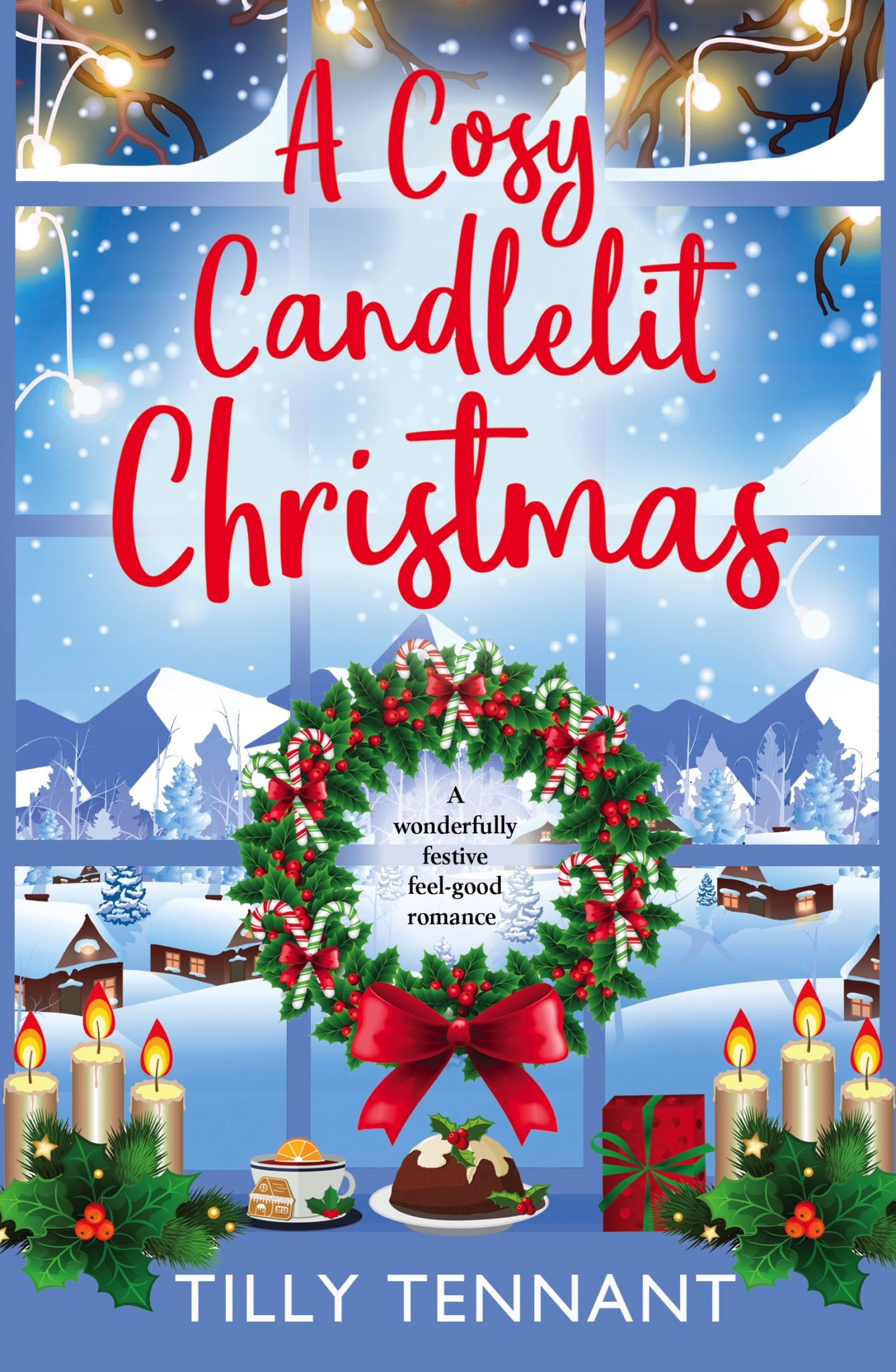 Blog Tour Review: A Cosy Candlelit Christmas