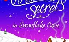 Blog Tour: ​Christmas Secrets In Snowflake Cove