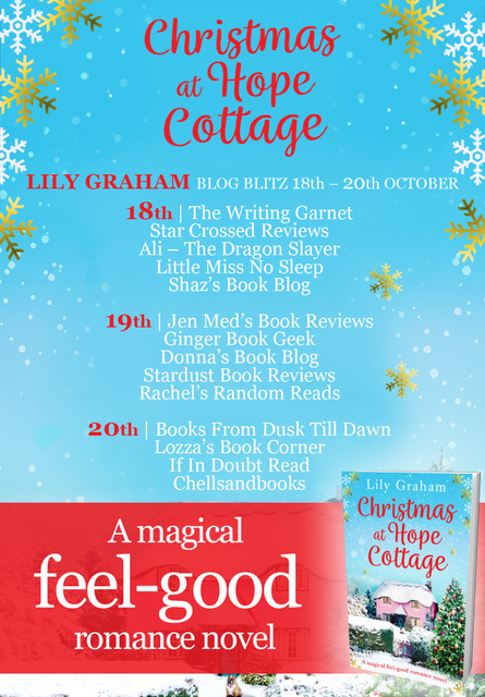 Blog Tour Review: Christmas at Hope Cottage