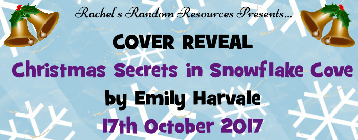 Book News: Christmas Secrets at Snowflake Cove Cover Reveal