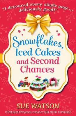 Blog Tour Review: Snowflakes, Ice Cakes and Second Chances