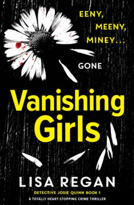 Book News: Vanishing Girls Cover Reveal