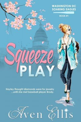 Book News: Squeeze Play Release Day