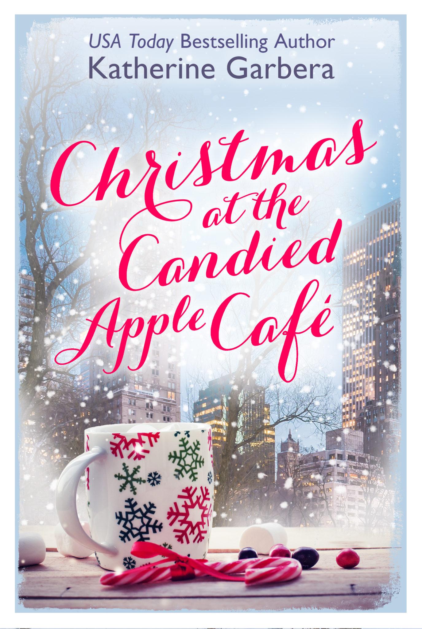 Blog Tour: Christmas at the Candied Apple Café
