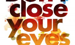 Book News: Don't Close Your Eyes Release Day
